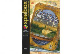 Egizia-Spielbox