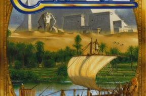 Egizia – Cover
