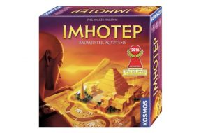 Imhotep nomination