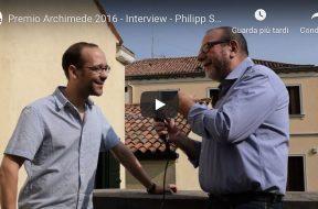 Archimede 2016 interviste
