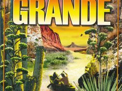 Rio Grande Cover – Ed. Tedesca