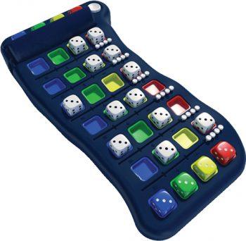 Dobbelduel - the game