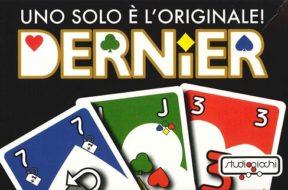 Dernier – Cover