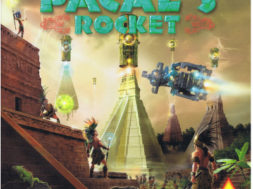 Pacal's Rocket-Cover