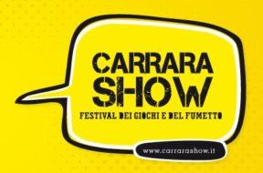 carrara show logo
