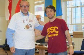 Dario De Toffoli – Pentamind Champion 2012