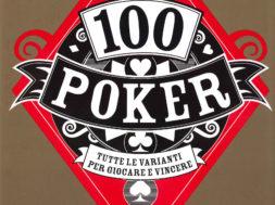 100 poker 2018 – Copertina