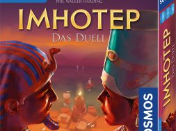 Imhotep Das Duell Cover – Ed. Tedesca
