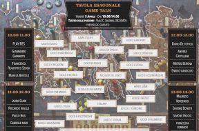 Tavola Esagonale VII ed. featured