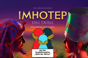 Imhotep das duell Empf