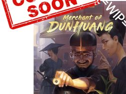 Merchant of Dunhuang – coming soon