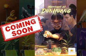 Merchant of Dunhuang coming soon