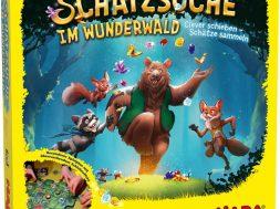 Schatzsuche im Wunderwald