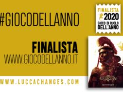 Lex Arcana finalista GdR 2020