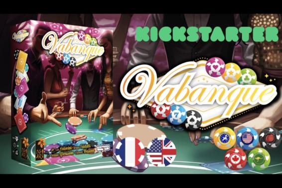 Vabanque Kickstarter