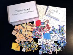 Castel Rock – A. Saragosa, E. Saragosa