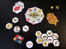 BeesBiz – P. Haase, E. Dalmaso, C. Menotti, M. Haase, F. Haase, A. Haase