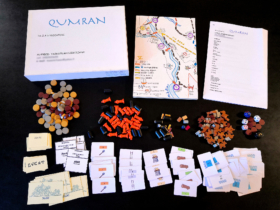 Qumran – M. Varnier
