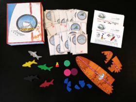Smart Shark – A. Luca, T. Dessì, A. Piano, A. Sandu