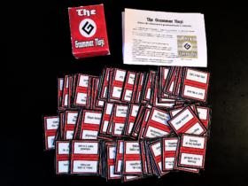 The Grammar Nazi – A. Prassel