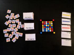 Tic-Tac-X – M. Sassi, M. Giacometti