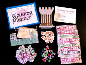 Wedding Planner – F. Giusti, N. Mangone